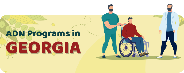 ADN Programs in Georgia