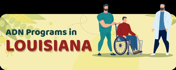 ADN Programs in Louisiana