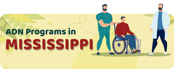 ADN Programs in Mississippi