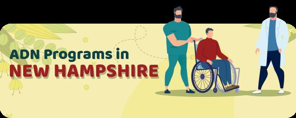 ADN Programs in New Hampshire