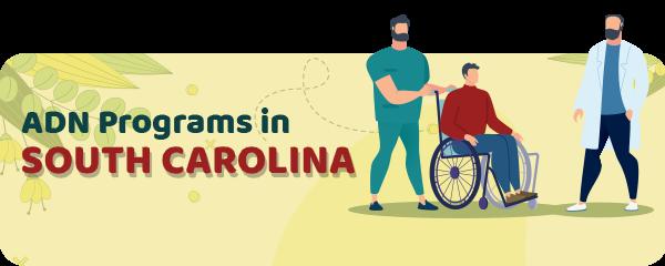 ADN Programs in South Carolina