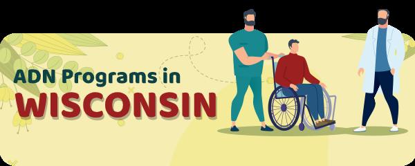 ADN Programs in Wisconsin