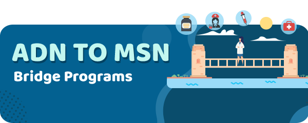 ADN to MSN Bridge Programs