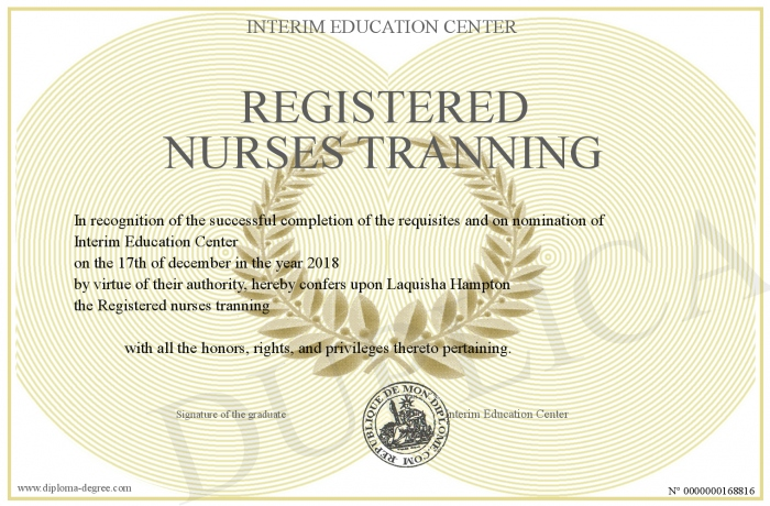 Ambulatory Care Nurse Certificate