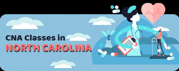 CNA Classes in North Carolina
