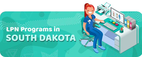 LPN Programs in South Dakota