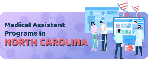 Medical Assistant Jobs and Programs in North Carolina
