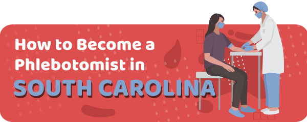 How to Become a Phlebotomist in South Carolina