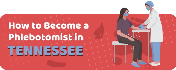 How to Become a Phlebotomist in Tennessee
