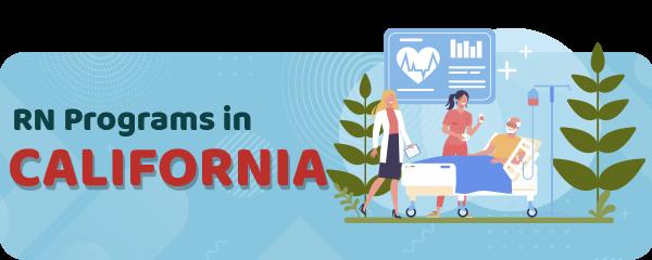 RN Programs in California