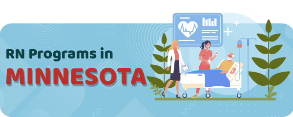 RN Programs in Minnesota
