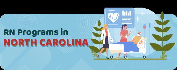 RN Programs in North Carolina