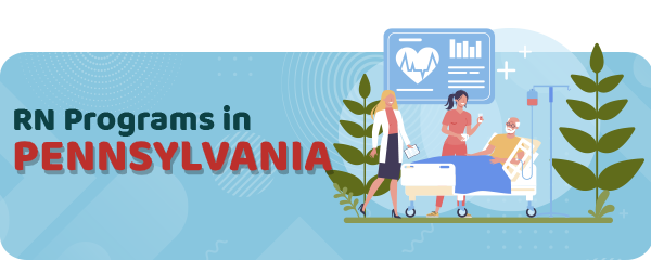 RN Programs in Pennsylvania