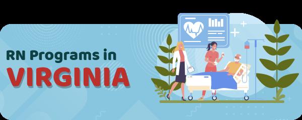 RN Programs in Virginia