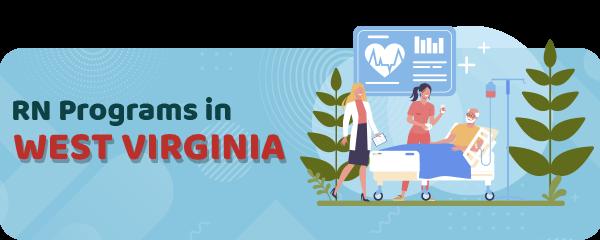RN Programs in West Virginia