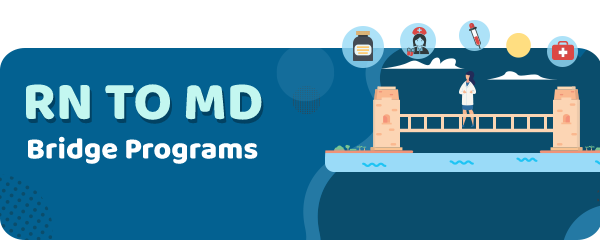 RN to Medical Doctor (MD) Bridge Programs