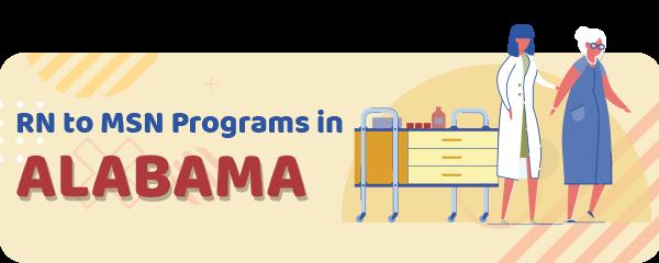 RN to MSN Programs in Alabama