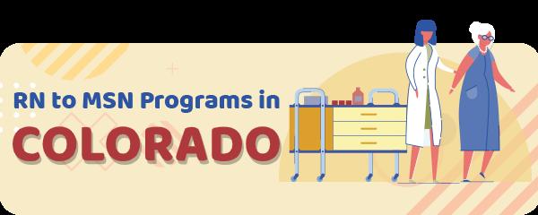 RN to MSN Programs in Colorado