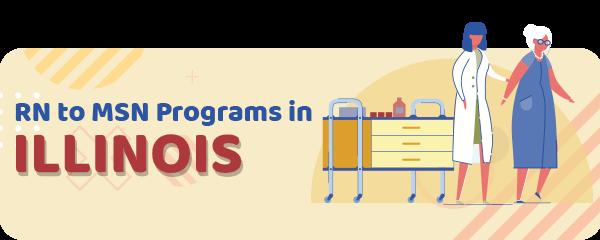 RN to MSN Programs in Illinois