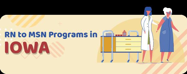 RN to MSN Programs in Iowa