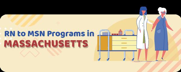 RN to MSN Programs in Massachusetts