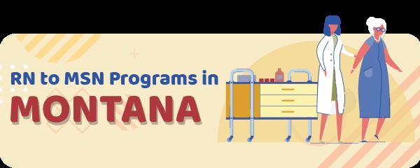 RN to MSN Programs in Montana