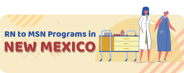 RN to MSN Programs in New Mexico