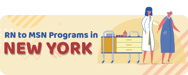 RN to MSN Programs in New York