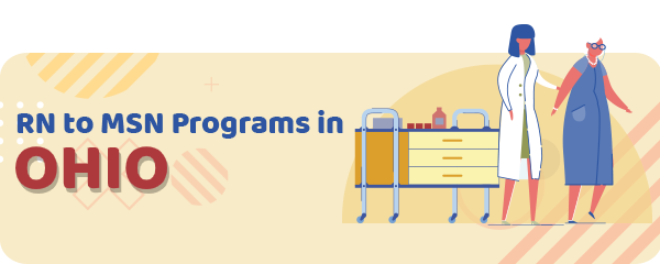 RN to MSN Programs in Ohio