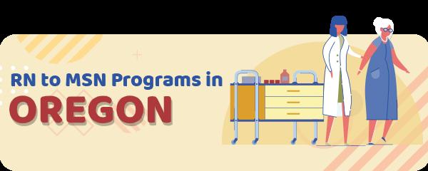 RN to MSN Programs in Oregon