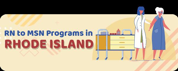 RN to MSN Programs in Rhode Island