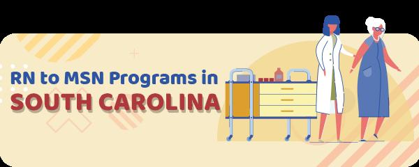 RN to MSN Programs in South Carolina