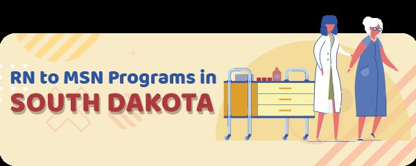 RN to MSN Programs in South Dakota