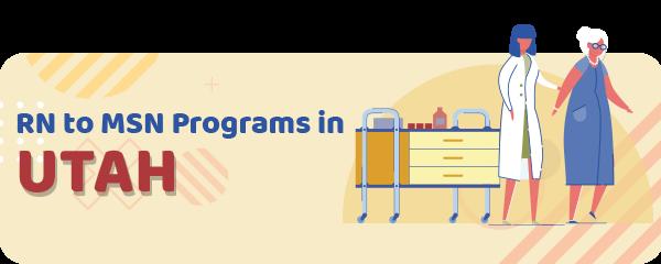RN to MSN Programs in Utah